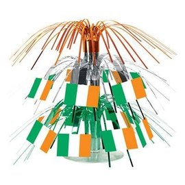 Centerpiece-Mini Cascade-Irish Flag-1pkg-7.5""