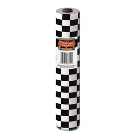 Table Roll-Plastic-Checkered-1pkg-100ft