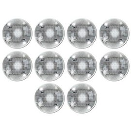 """Cutouts-Mini Disco Balls-10pkg-4.5"""""""