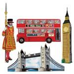 """Cutouts-British Destinations-4pkg-19""""-26"""""""