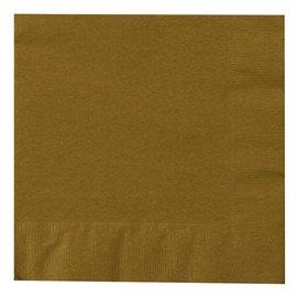 Napkins-LN-Glittering Gold-50pkg-2ply