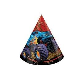 Hats-Mud Slinger-8pkg-Paper