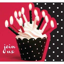 Invitations-Cupcake Blowout-8pkg