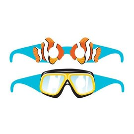 Party Favors-Ocean Party Goggles-6pkg