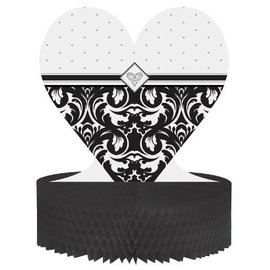Centerpiece-Honeycomb-Ever After-1pkg -11.75""