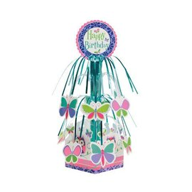 Centerpiece-Foil Cascade-Owl Pal Birthday-1pkg-8.5""