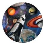 Plates-LN-Space Blast-8pkg-Paper - Discontinued
