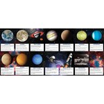 Flash Fact Cards-Space Blast-1pkg