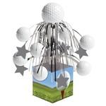"Centerpiece-Foil Cascade-Golf Fanatic-1pkg-12.5"""