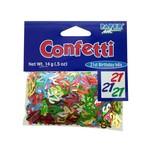 Confetti-21st Birthday Mix