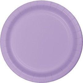 Plates-BEV-Luscious Lavender-20pkg-Paper
