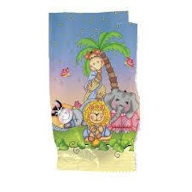 Loot Bags-Nighty Night-4''x9''-16pk
