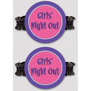 Arm Bands-Girls Night Out-3.25''x10''-2pk