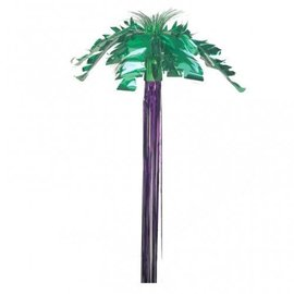 Hanging Decor-Palm Tree-Foil-9.5ft