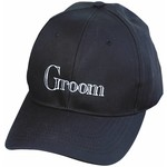 Baseball Hat-Groom-Fabric