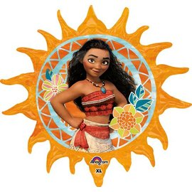 Foil Balloon-Moana SuperShape 19""