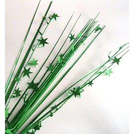 Foil Spray-Star-Green-21''-2pk