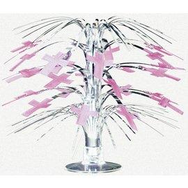 Centerpiece-Cascade-Christening Pink-8.5'' (Seasonal)