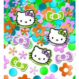 Confetti-Hello Kitty