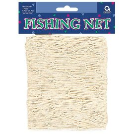 Fishing Net-Summer Luau-6' x 8'