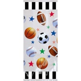 Loot Bags- Sports-20pk