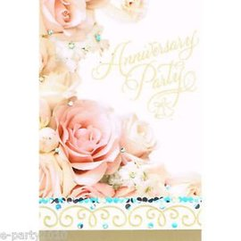 Invitations-Anniversary Party-8pk