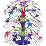 CenterPiece-Cascade-New Year-Jewel tone