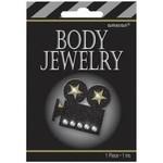 Body Jewelry-Filming Camera or Clip Board-2''