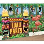 Scene Setters- Tiki Party-Summer Luau