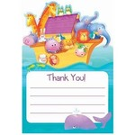 Thank You Cards-Baby Shower-2 by 2-8pk