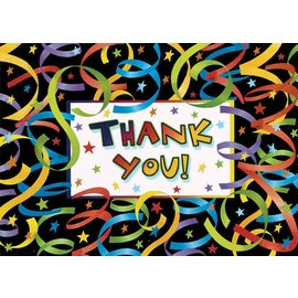 Thank you Cards-Lets celebrate-20pk