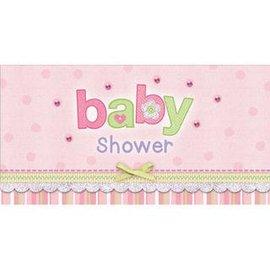 Invitations-Carter's Baby Girl-8pk