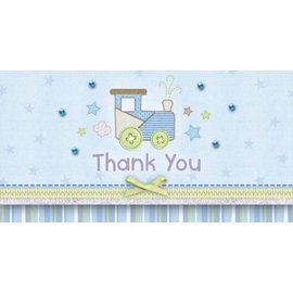 Thank you Cards-Carters Baby Boy-8pk