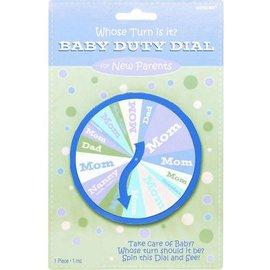 Dial-Baby Duty-4''