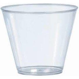 Tumblers-Premium-Clear-9oz/72pkg-Plastic