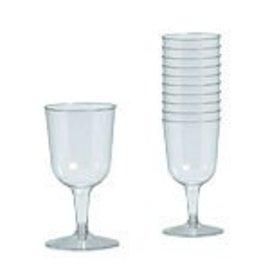 Glass-Wine-Clear-5.5oz/32pkg-Plastic