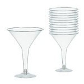 Glasses-Martini-Premiu-Clear-Plastic-20pk/8oz