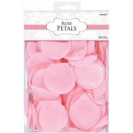 Fabric Confetti-Rose Petals-Pink-300pk