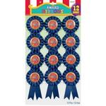 Award Ribbons- Winner- 12 pk/5.5''