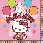 Napkins LN-Hello Kitty-16pk-2ply- Final Sale