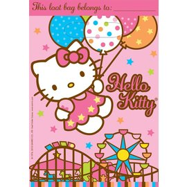 Loot Bags-Hello Kitty-8pk