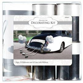 Car Decor Kit-Wedding