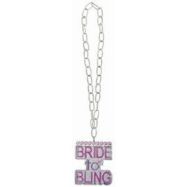 Necklace-Bride to Bling-36''