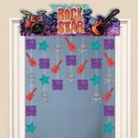 Door Decor- 50's Rock Star-34'' x 48''