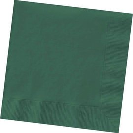 Napkins-BEV-Forest Green-50pk-2Ply