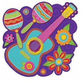 Cutouts- Mexican Fiesta-Paper-13''