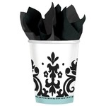 Cups-Always&Forever-Paper-9oz-8pk (Discontinued)