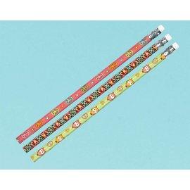 pencils-Garden Girl-12pk