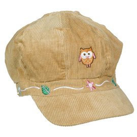 Owl Hat-Hippie Chick