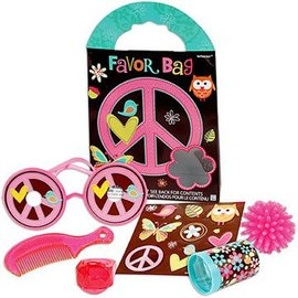 Favour Bag-Hippie Chick (Discontinued)